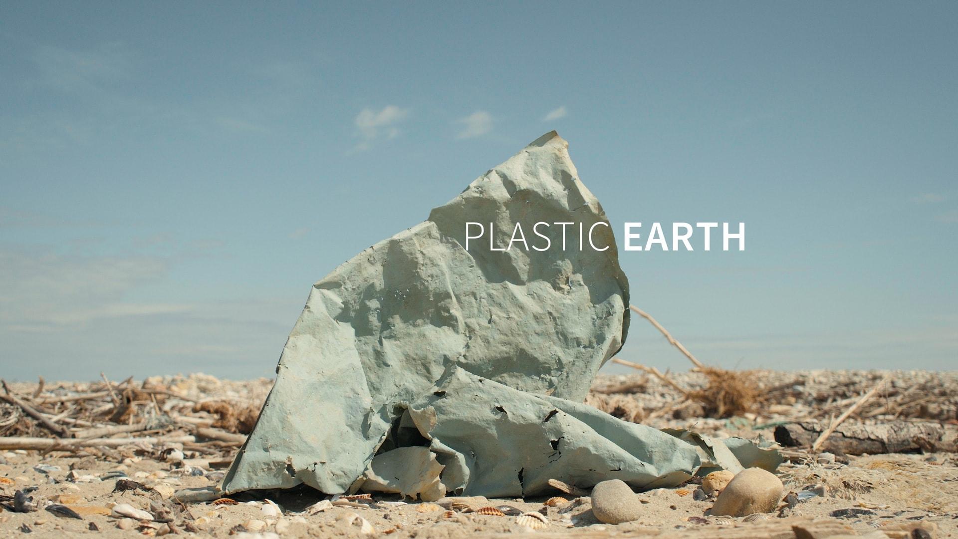 plastic eartth pasquale giovine